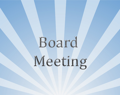 Scofield Farms ROA Board of Directors Meeting